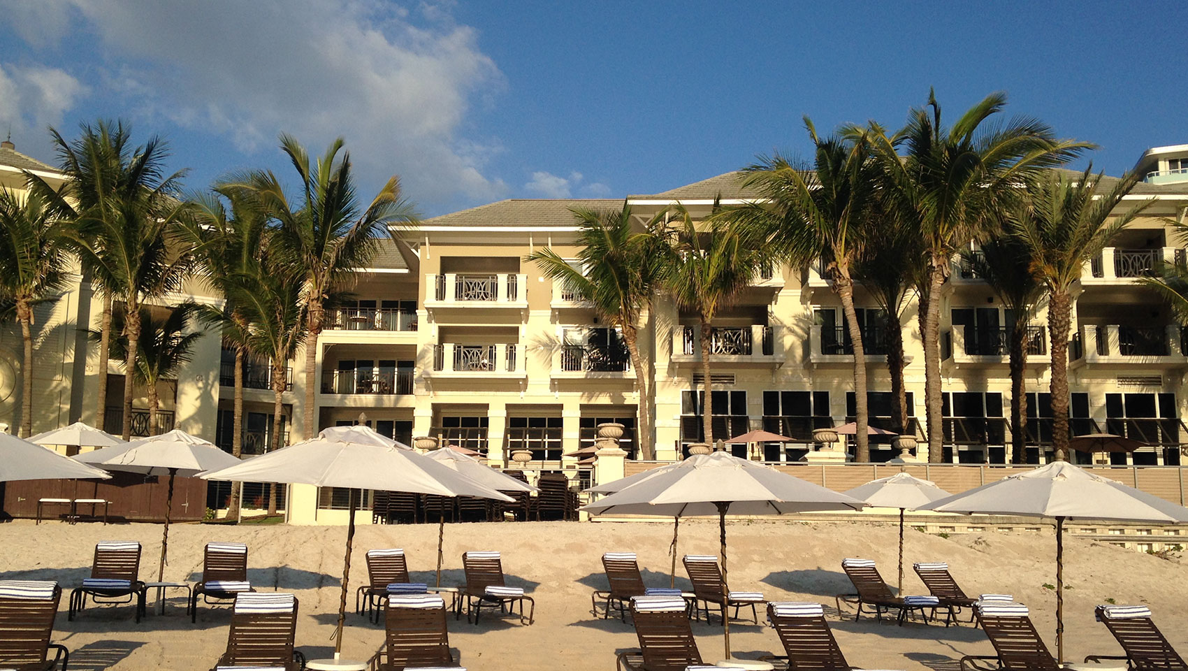 Kimpton Vero Beach Hotel & Spa Beach Chairs