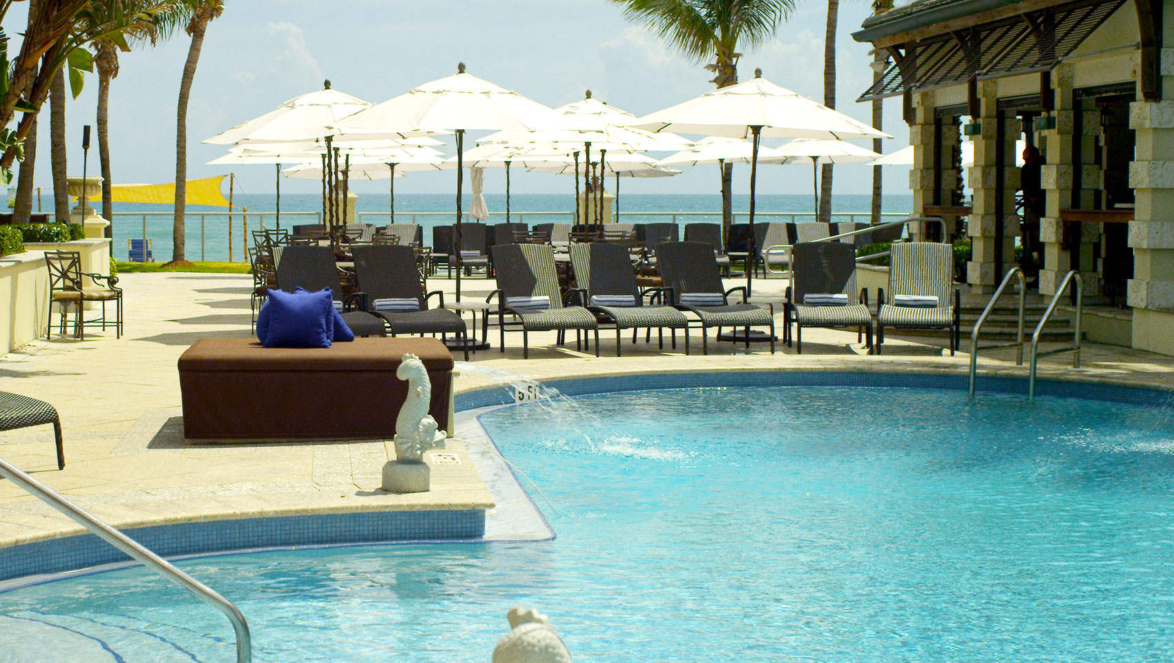 Kimpton Vero Beach Hotel & Spa pool deck